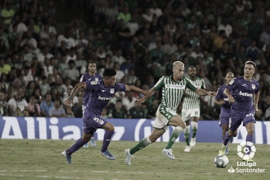 El Benito Villamarín recibe a un Getafe con hambre de victoria