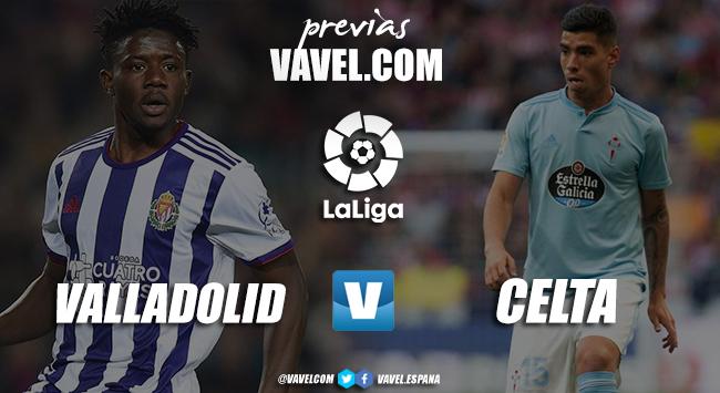 Previa Real Valladolid- Celta de Vigo: más que tres puntos en juego