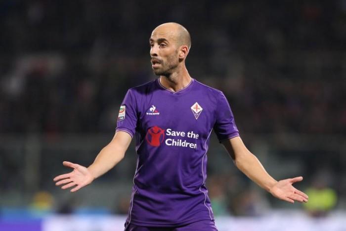 """Fiorentina, Borja Valero: """"Totti Dio del calcio, qui mi trovo benissimo"""""""
