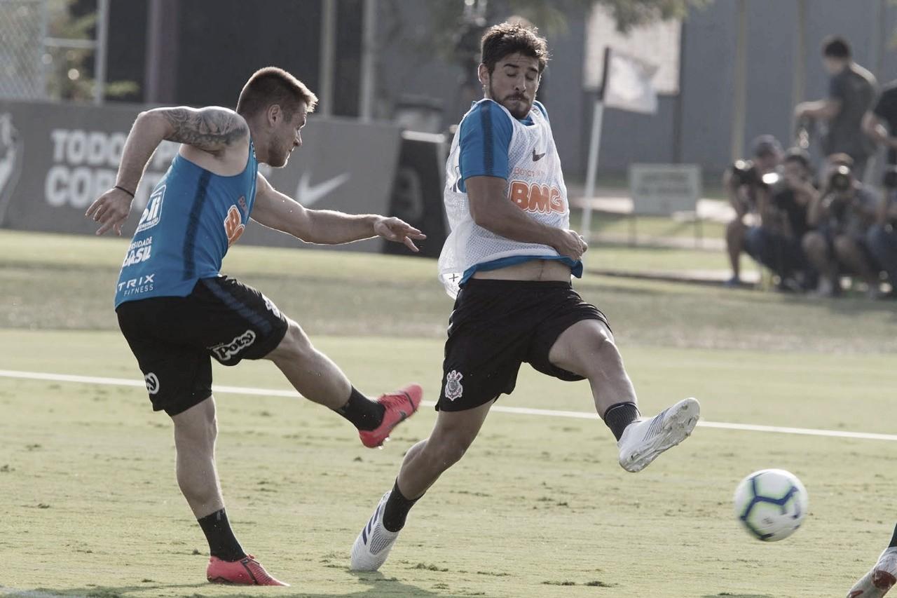 Com casa cheia, Corinthians recebe Ceará pela terceira fase da Copa do Brasil