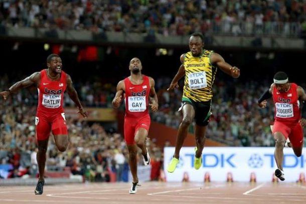 Salvador Usain, infalible Bolt