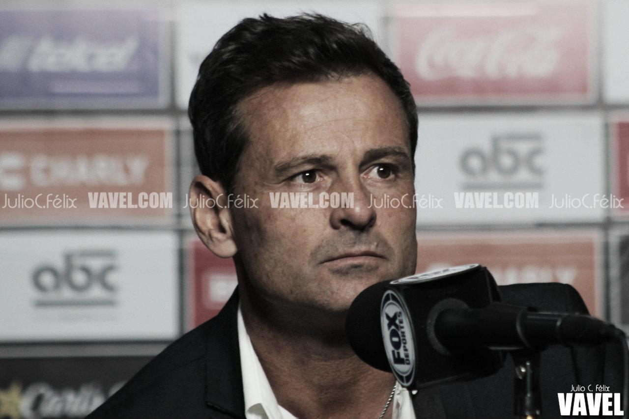 """Diego Cocca: """"Estoy pensando en lo que queda"""""""