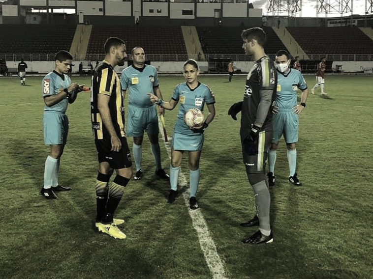 Volta Redonda desperdiça chances e fica no empate com Boa Esporte