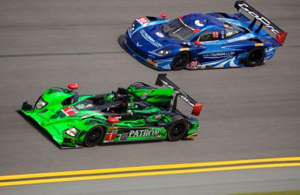 Em treino dominado pelos Daytona Prototypes, IMSA não pensa em fazer ajustes na classe P