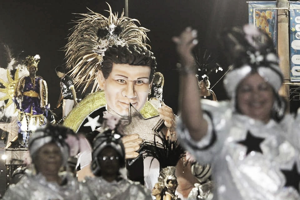 Em seu primeiro ano de existência, Botafogo Samba Clube sobe para a Série C do Carnaval carioca