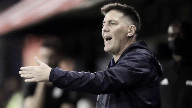 Berizzo palpitó el choque contra la Selección Argentina