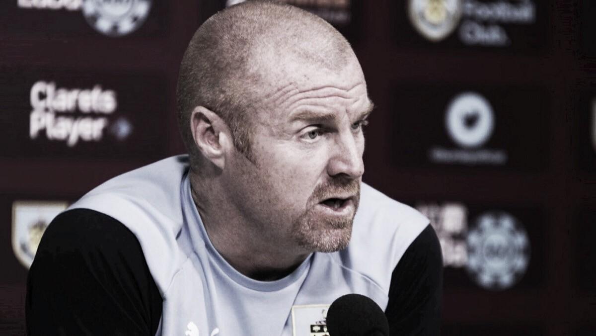 """Sean Dyche defende atuação do Burnley após eliminação na UEL: """"Estou muito orgulhoso"""""""