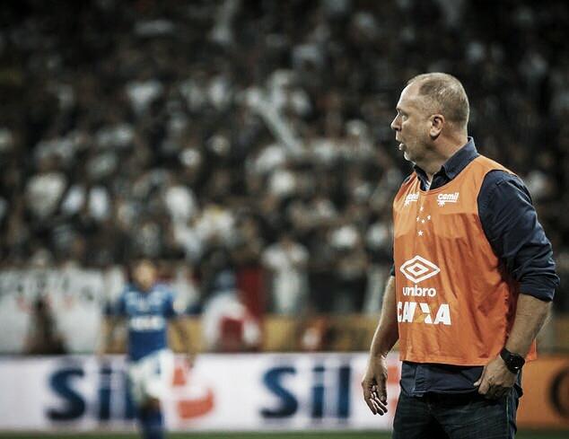 """Mano exalta conquista com o Cruzeiro: """"No futebol, nada acontece por acaso"""""""