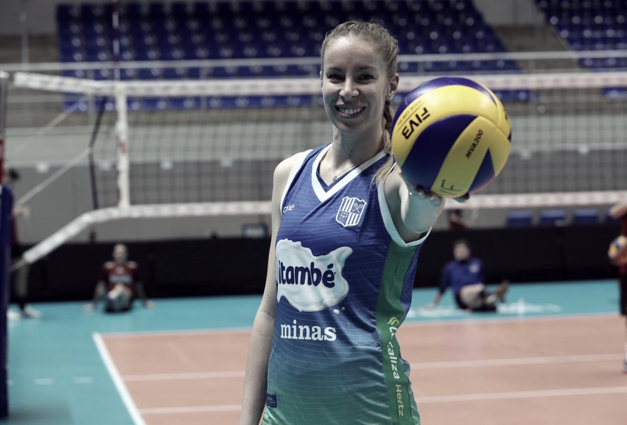 Doby em BH: búlgara Rabadzhieva se apresenta ao Itambé/Minas