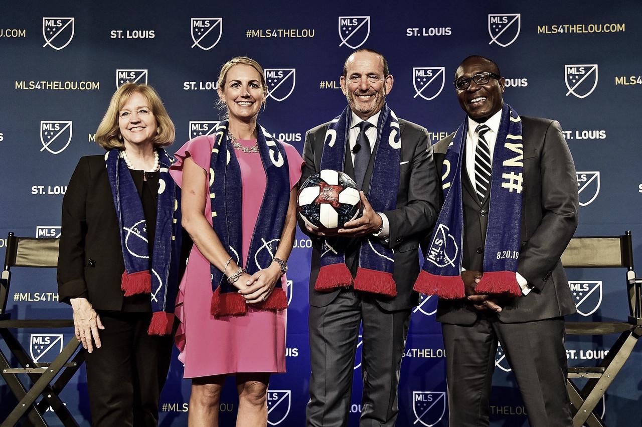 St. Louis llega a la Major League Soccer