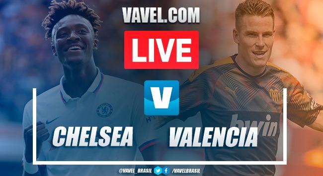 Gol e melhores momentos Chelsea 0x1 Valencia pela Champions League