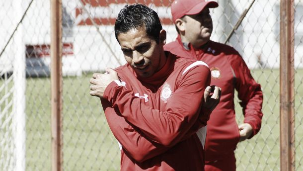 Para Óscar Rojas, entrar sólo a la liguilla o quedar en semifinales sería un fracaso para Toluca