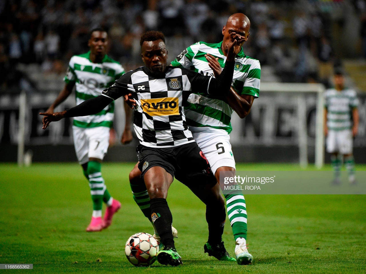 Sporting recebe Boavista