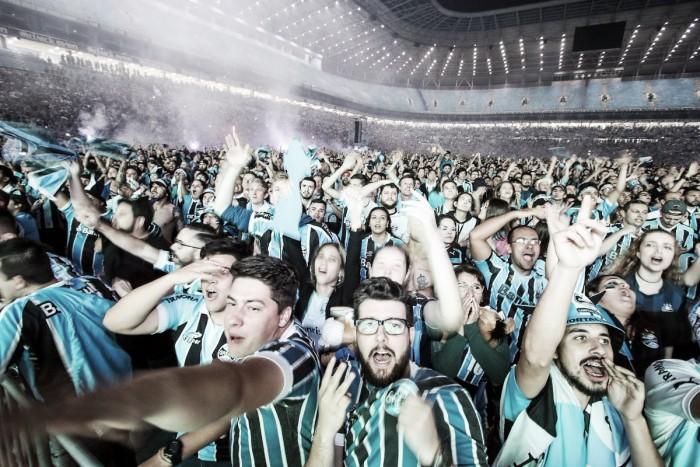 Porto Alegre parou! Cidade teve monumentais públicos durante a final e para receber campeões