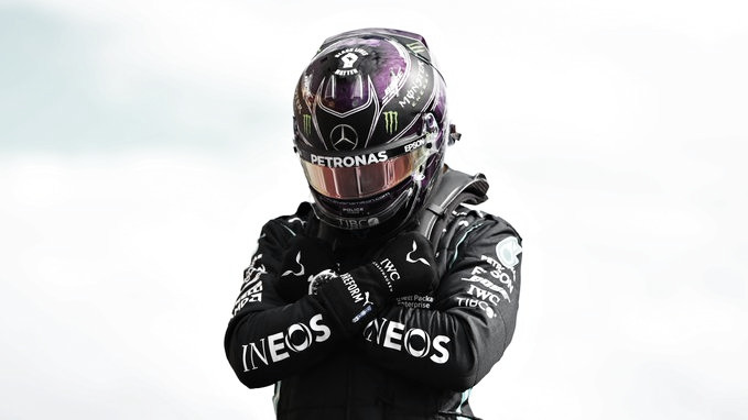 Hamilton logra otra pole en Spa