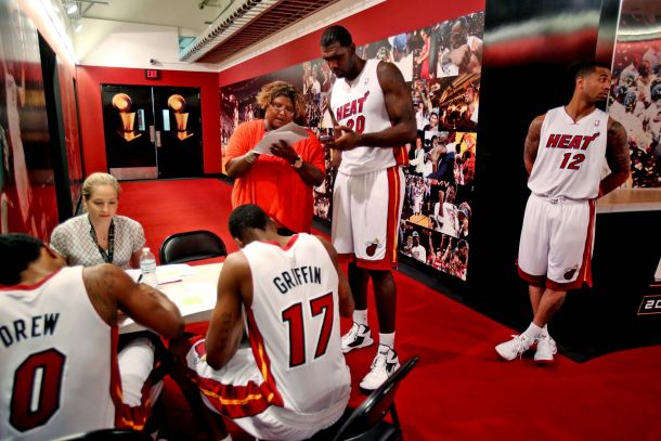 Greg Oden torna in campo, ma gli Heat perdono ancora