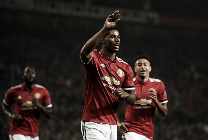 Atenção Benfica: Man. United não dá hipóteses ao Basileia