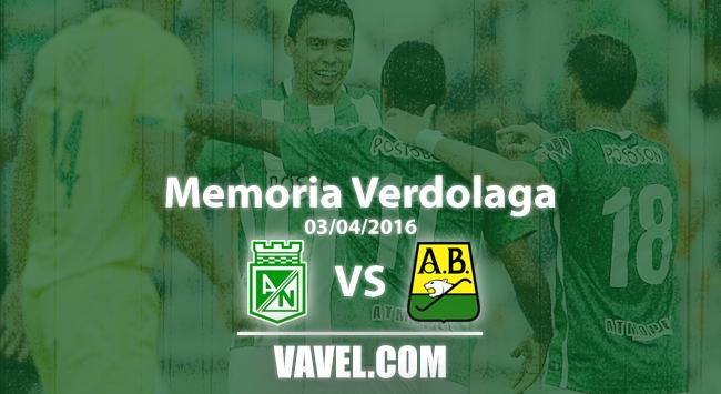 Memoria 'verdolaga': una sinfonía Nacional humilló a Bucaramanga 7 a 0