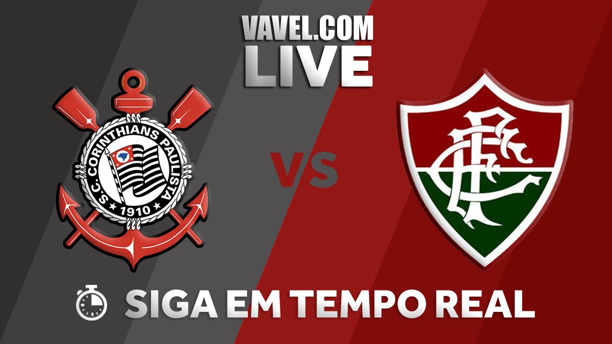 RESULTADO Corinthians x Fluminense no Campeonato Brasileiro 2018 (2-1)