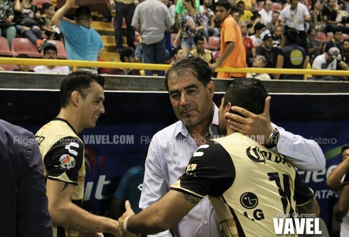 Francisco Ramírez por su segunda etapa en Dorados