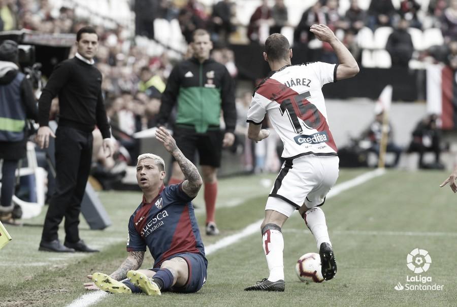 El Rayo Vallecano se reencontrará con el VAR en Segunda División