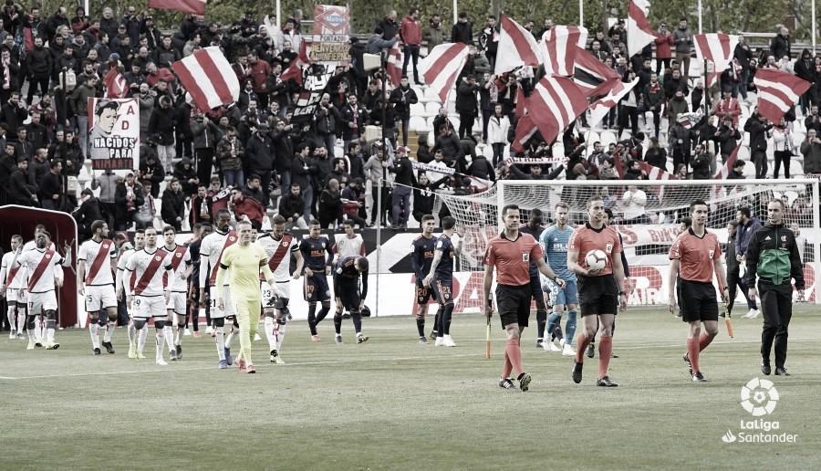 Nuevo convenio del Estadio de Vallecas