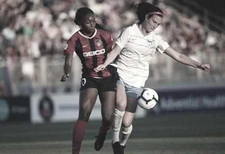 Chicago Red Stars Defeat Washington Spirit 1-0