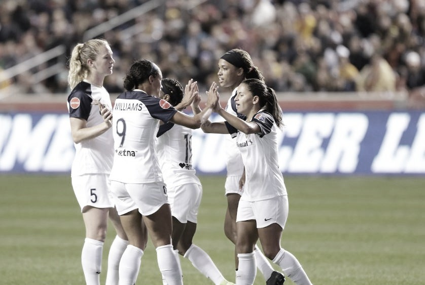 North Carolina Courage Defeat Utah Royals FC 3-0