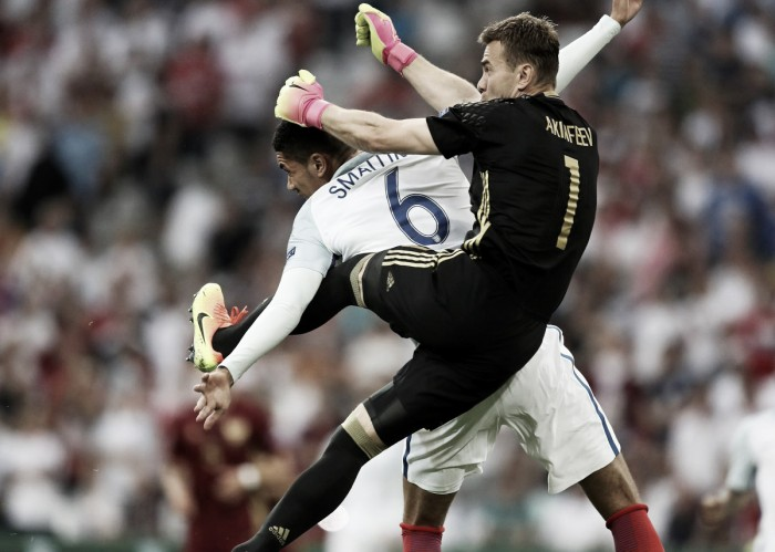 England 1-1 Russia: Three Lions fail to halt opening match's taboo