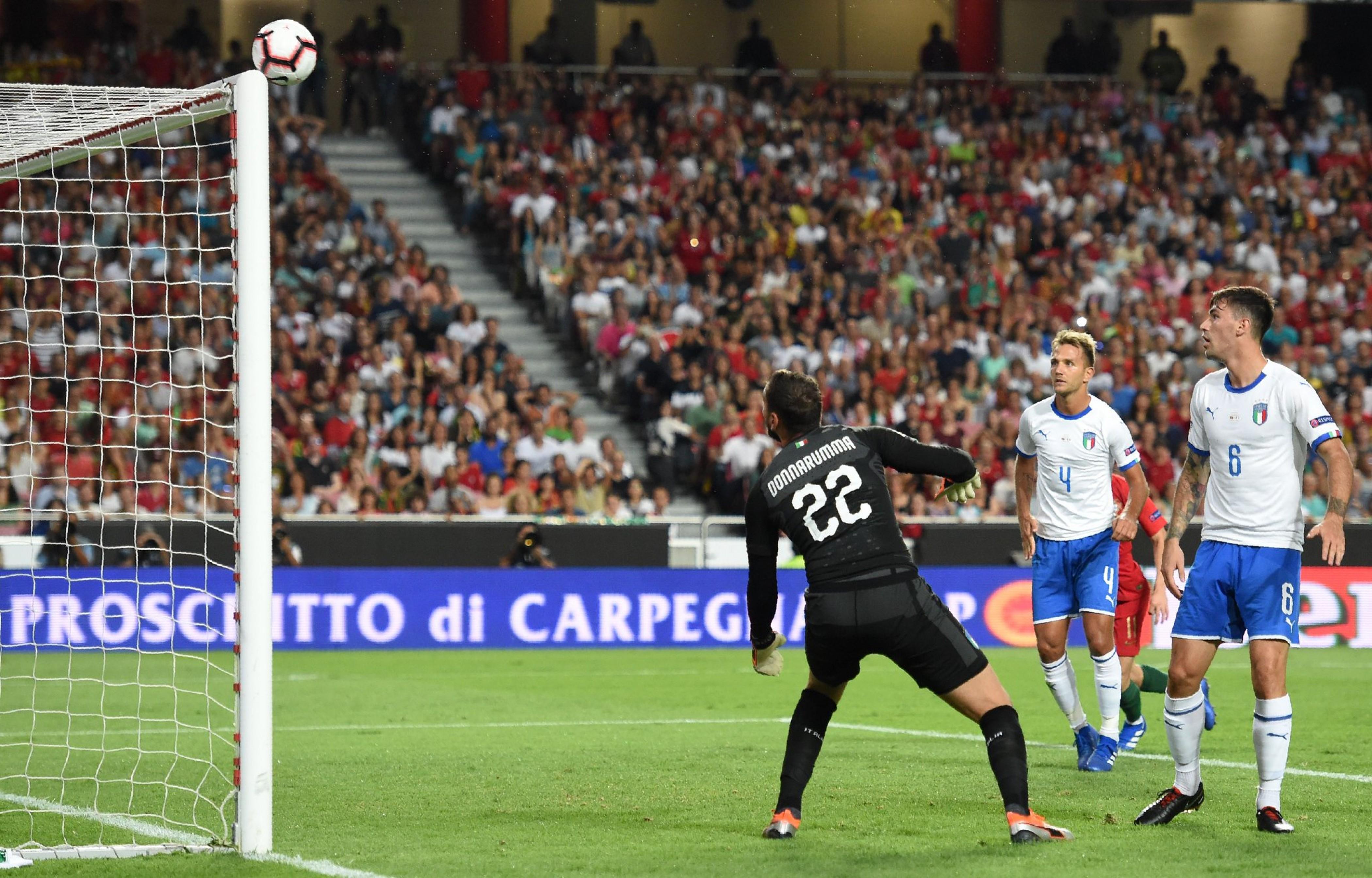 Il Portogallo vince al debutto in Nations League: André Silva stende un'Italia opaca (1-0)