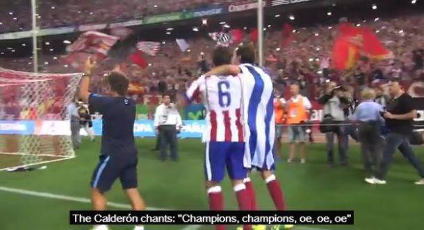 ATM Insider: el Atlético de Madrid es campeón de la Supercopa
