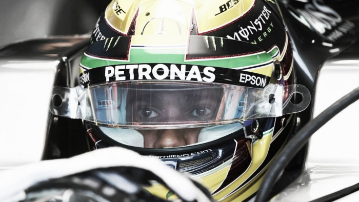 Gran pole de Hamilton
