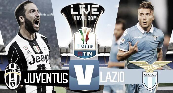 Juventus Lazio streaming gratis! Coppa Italia LIVE da Roma