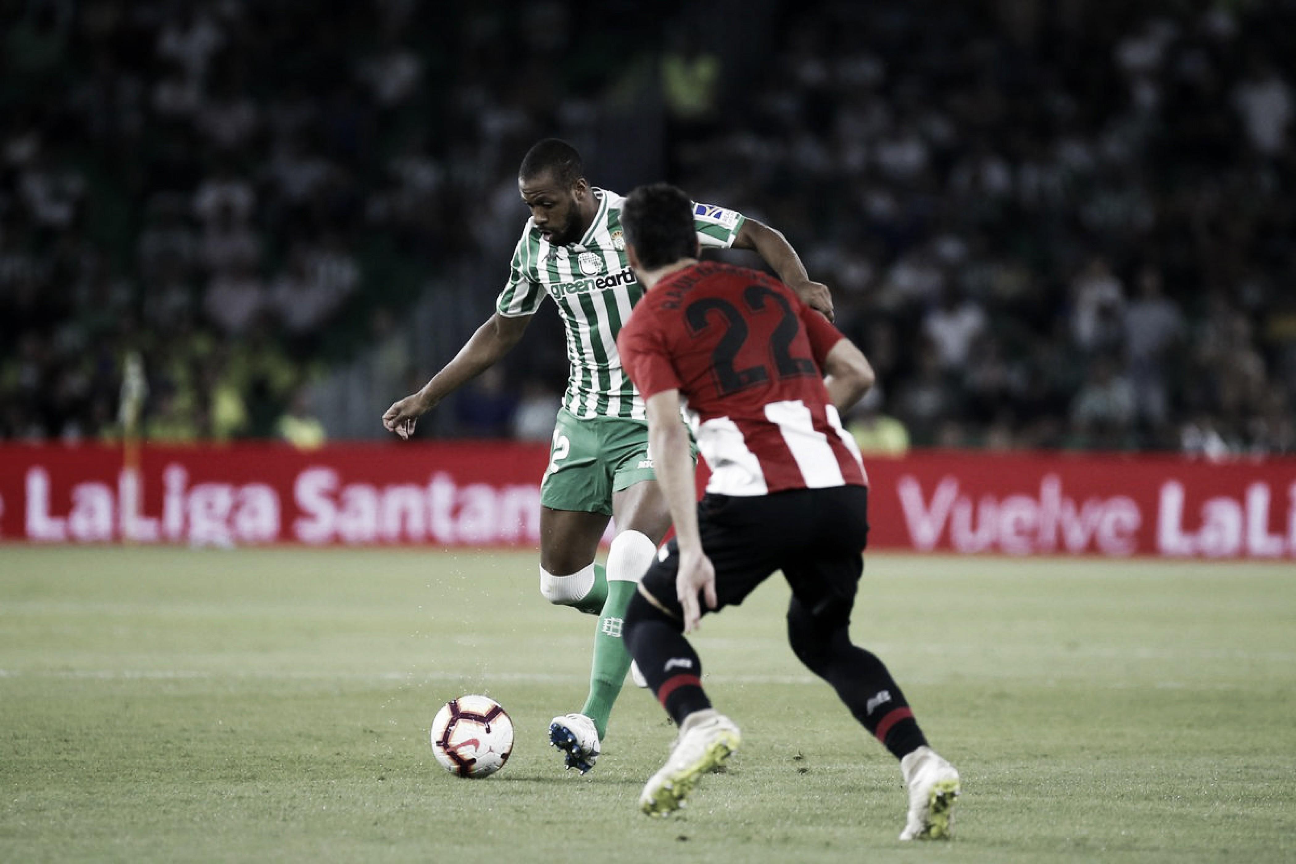 Real Betis sai atrás, mas consegue recuperação e empata em casa com Athletic Bilbao