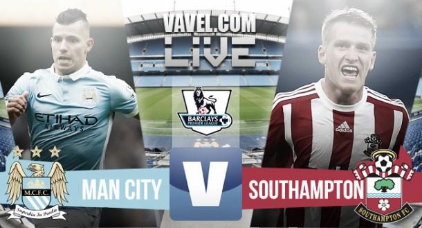 Manchester City – Southampton: volver a ganar