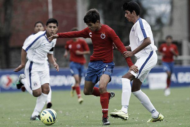 La Tercera División eliminó a Veracruz en el sub 15