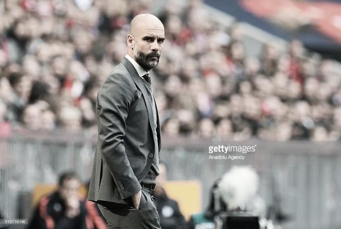 Pepe Guardiola impressionado com as águias: ''será muito difícil passar às meias finais''