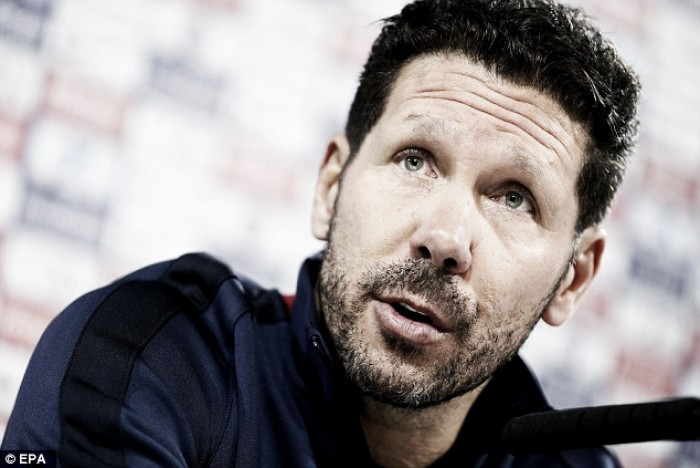 Atletico Madrid, Simeone chiarisce: