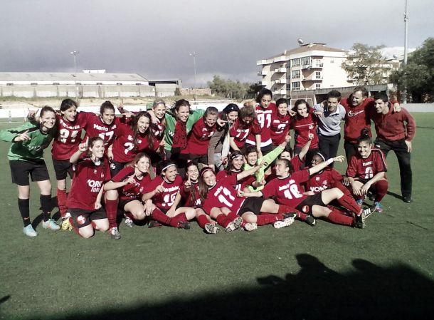 Ouriense é bicampeão nacional de futebol feminino