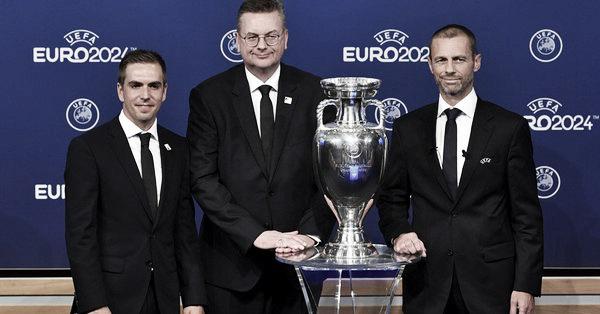 Alemanha será a próxima sede da Eurocopa de 2024