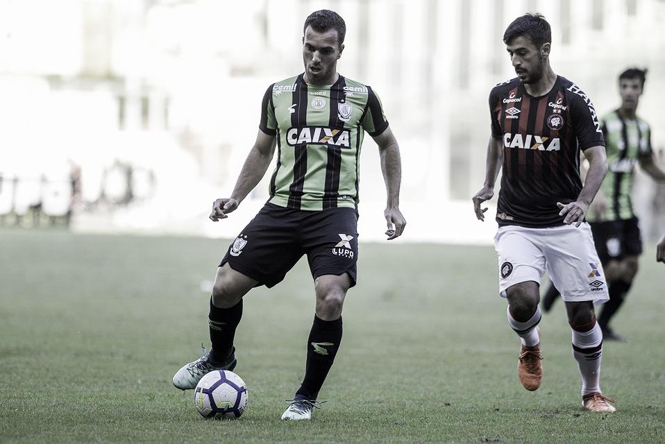 Invicto na Arena da Baixada, Atlético-PR recebe América-MG pelo Campeonato Brasileiro