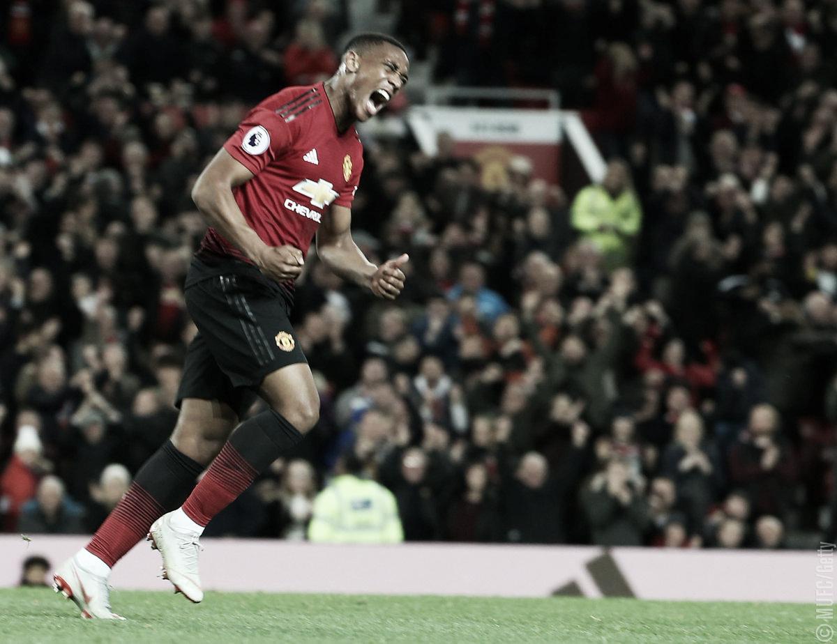 Em jogo histórico, Manchester United vence Newcastle de virada e diminui pressão sobre José Mourinho