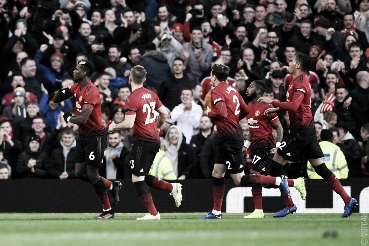 Com Pogba inspirado, Manchester Unitedderrota Everton em casa pela Premier League