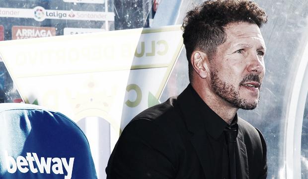 """Após empate, Diego Simeone realça desempenho do Atlético de Madrid: """"Temos confiança"""""""