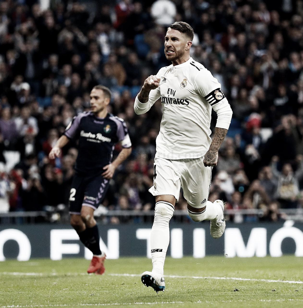 Com boa atuação de Vinícius Jr, Real Madrid derrota Valladolid pela La Liga