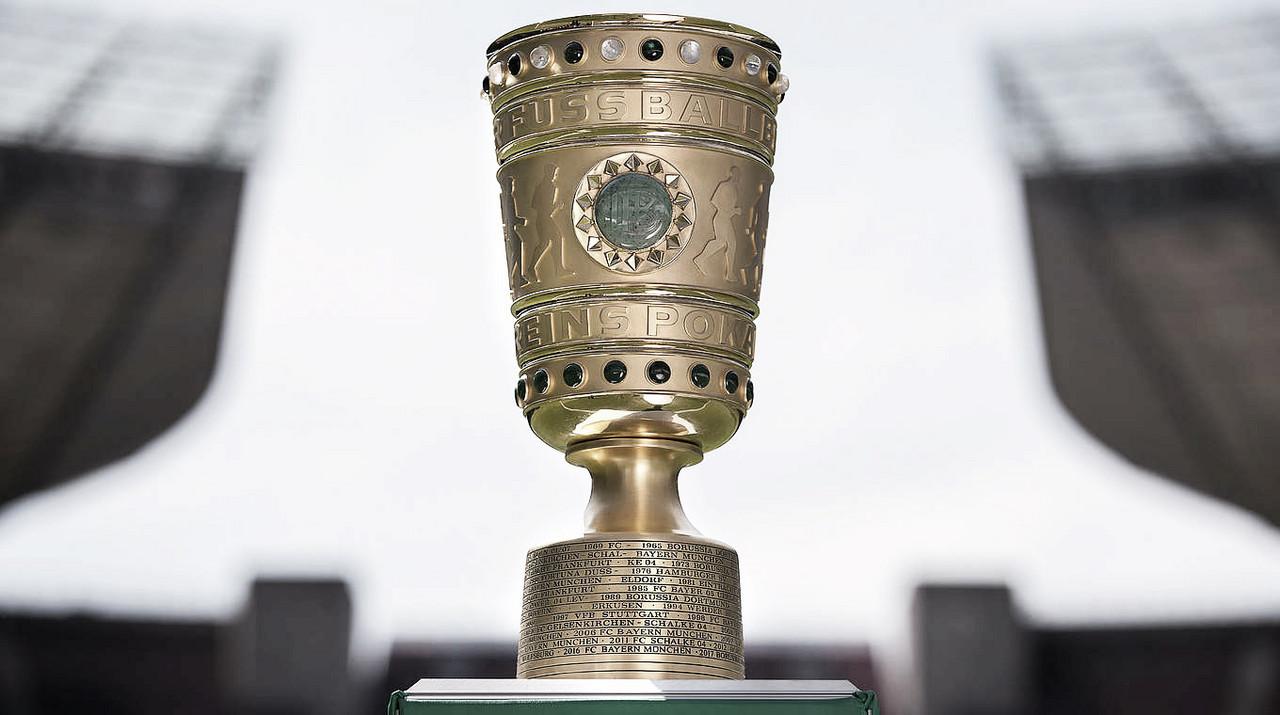 Federação Alemã anuncia os confrontos das oitavas de final da DFB Pokal
