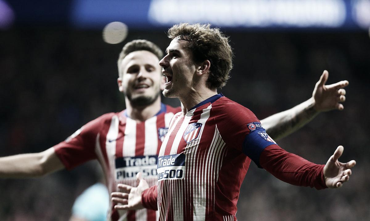 Atlético de Madrid dá o troco e vence Borussia Dortmund na Espanha