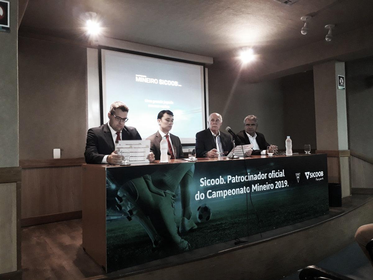 Federação Mineira de Futebol divulga tabela do Campeonato Mineiro 2019