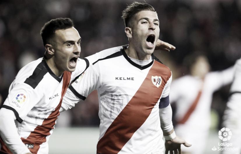 Adrián Embarba, el mejor jugador del mes de noviembre