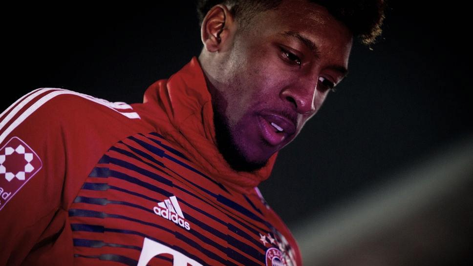 Coman anuncia que abandonará futebol caso sofra grave lesão